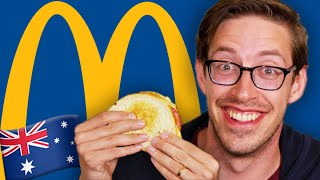 Download Keith Eats Everything At McDonald's Australia Video