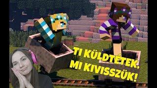 Download TI KÜLDTÉTEK, MI KIVISSZÜK 72.rész Video