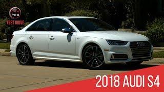 Download 2018 Audi S4 Quattro Test Drive Video