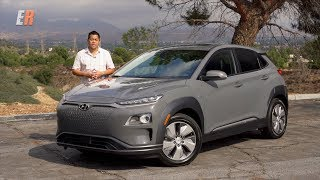 Download EV Review 2019 Hyundai Kona Electric - Is this the Chevy Bolt Killer? Video