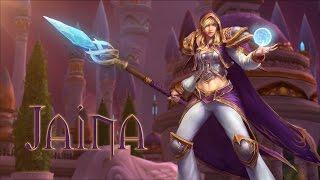 Download Heroes of the Storm: Jaina Trailer Video