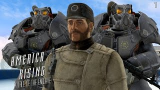 Download Fallout 4 Quest Mods: America Rising - The Enclave - Part 1 Video