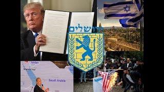 Download Comment interpréter la déclaration de Trump sur Jérusalem Video
