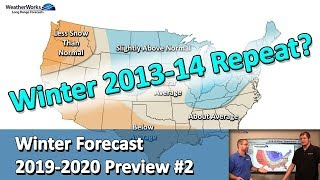 Download Winter Forecast 2019 - 2020 Preview #2 Video