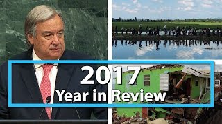 Download United Nations Year in Review 2017 Video