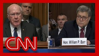 Download Leahy to Barr: Your answer was purposely misleading Video
