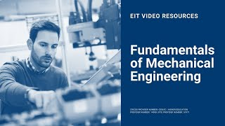 Download Fundamentals of Mechanical Engineering Video