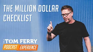 Download The Million Dollar Checklist | Tom Ferry Video