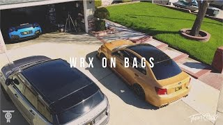 Download WRX IS BACK AND BAGGED: AIR LIFT SUSPENSION Video