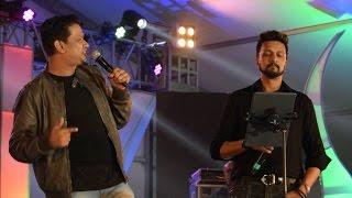 Download Kichcha Sudeepa and Vijay Prakash Live Performance at Global Academy of Technology Video