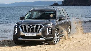 Download 2020 Hyundai Palisade - OFF-ROAD test-drive full three-row SUV !! Video