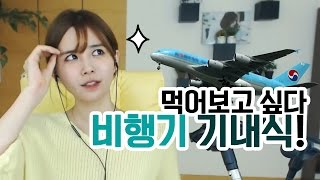 Download 김이브님♥비행기 기내식에 대한 로망 Video