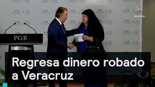 Download Denise Maerker 10 en punto - Corrupcion: Regresa dinero robado a Veracruz Video