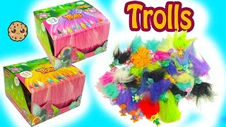 Download Dreamworks Trolls Blind Bag Boxes Series 1 + 2 Surprises - Poppy, Branch + More Video