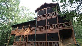 Download Georgia Vacation Cabin Hunt Video
