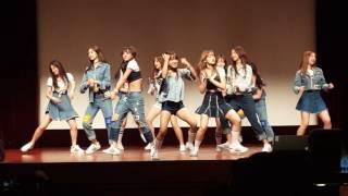 Download 160514 IOI 합정 팬싸인회 드림걸스(dream girls) 폰카 Video