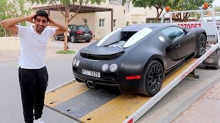Download Taking Delivery of a Bugatti Veyron !!! Video