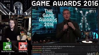 Download The Game Awards (2016) Live Stream with Jakub72 Video