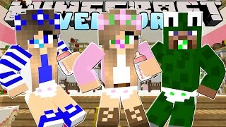 Download Minecraft - Little Kelly Adventures :LITTLE KELLY TURNS INTO A BABY!! Video