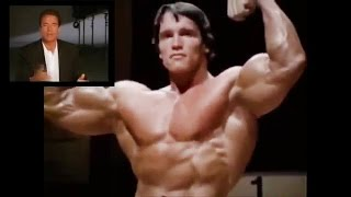 Download Arnold Schwarzenegger Tells The Truth About His Steroids Use Back In The 70's Video
