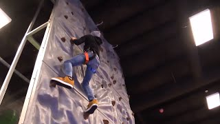 Download Impossible Rock Climbing Wall DEFEATED | MATT3756 Video