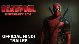 Download Deadpool | Official Hindi Trailer 2016 | 20th Century FOX Video