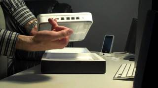 Download Apple Time Capsule Unboxing Video
