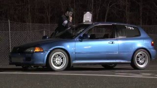 Download Nyce1s - CLM Motorsports 9 Second K-Series AWD Turbo Civic Street Car.. Video