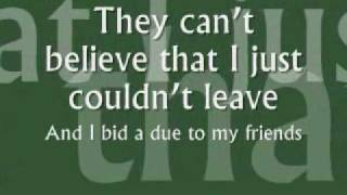 Download Toes - Zac Brown Band Lyrics Video