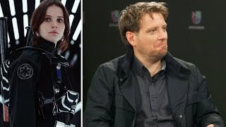 Download Gareth Edwards was convinced Rogue One wouldn't be allowed to end that way Video