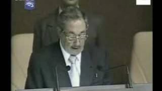 Download Raúl Castro es el nuevo Presidente de Cuba Video