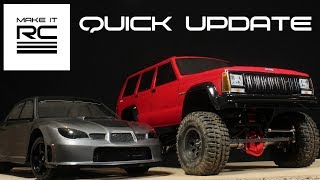 Download Update on the Subasharu and Jeep Cherokee Video