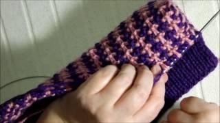 Download Уроки по вязанию спицами. Сапожки спицами с видео Video