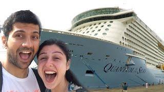 Download Summer Cruise Vlog || Part 1 || Kochi To Singapore!!!! Video