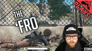 Download THE 'FRO - PlayerUnknown's Battlegrounds Gameplay #128 (PUBG Solo Third Person) Video