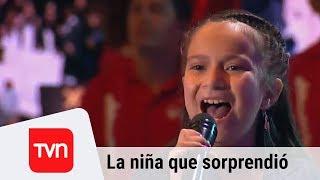 Download La niña de diez años que sorprendió imitando a Mon Laferte en la Teletón   Teletón 2017 Video