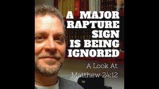 Download Major Rapture Sign Being Ignored! Video