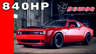 Download 2018 Dodge Challenger SRT Demon Video