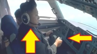 Download Kim Jong Un Pretending to Fly an Airplane North Korea Video