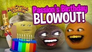 Download Annoying Orange - Passion's Birthday Blowout! Video