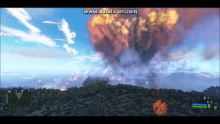 Download Asteroid Impact in Video Game Video