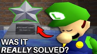 Download Nintendo's Greatest Mystery: Revisiting L is Real 22 Years Later in Super Mario 64 Video