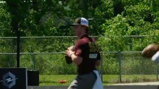 Download Brock Vandagriff Emerges at the Opening Regionals in Charlotte | Stadium Video