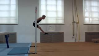 Download Sporteignungstest FSU Jena - Reck Frauen Video