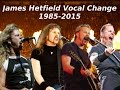 Download Metallica Fade to Black (James Hetfield) Vocal Change 1985-2015 Video