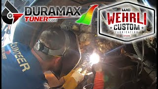 Download Truck Upgrades with Duramaxtuner and Wehrli Custom Fab: Day 3, Pops to the Rescue Video