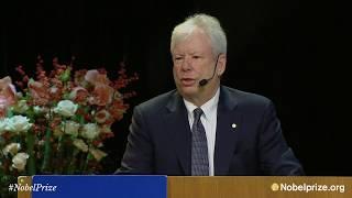 Download Nobel Lecture: Richard Thaler, The Sveriges Riksbank Prize in Economic Sciences Video