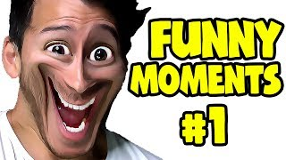 Download Funny Moments Compilation #1 Video
