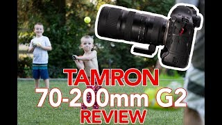 Download Tamron 70-200mm f/2.8 G2 Review   A Game Changer For Third Party Lenses   [4K] Video