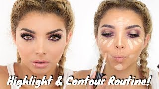 Download How to: Highlight and Contour Routine Step by Step | Kamilabravo Video